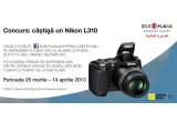 2 x aparat foto Nikon L310