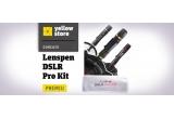 1 x kit de curatare Lenspen DSLR Pro Kit