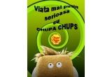 1 x umbrela de la Chupa Chups Romania