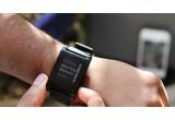 1 x ceas Pebble primul ceas din lume care se conecteaza la iPhone si Android