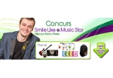 4 x iPod Nano + Gadget packs Canyon + voucher in valoare de 100 euro pentru servicii stomatologice in clinica DENT ESTET 4 Teens, 1 x un Hero Guitar pack