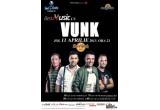 2 x invitatie dubla la concertul VUNK in Hard Rock Cafe din Bucuresti