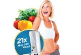 "21 x Xbox 360 Kinect + jocul ""Fitness Evolved"", 2000 x Poster Nutritie, Miscare & Relaxare"