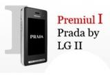 Noul Prada by LG, LG Secret KF750, LG KP500 Cookie (Premiul III).