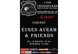 Castiga 2 invitatii la Eugen Avram &amp; friends<br />