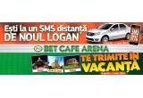 1 x masina Dacia Logan