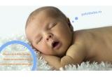 1 x un patut bebe + set lenjerie patut