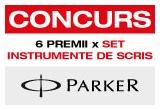 6 x set de instrumente de scris PARKER