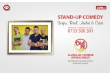 1 x o invitatie dubla la un show de stand-up comedy in Club 99