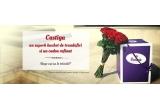 1 x buchet de 19 trandafiri + o sticla de vin rose - Ventoux, Famille Perrin + cutie de praline A la Reine Astrid