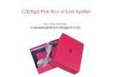 1 x Pink Bok continand 5 produse cosmetice