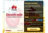 10 x smartphone Huawei, 10 x feature-phone Huawei, 1 x voucher de 1000 euro de la emag.ro, 300 x premiu constand in materiale promotionale (ceasuri, esarfe, papioane)