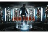 """2 x invitatie dubla la filmul """"Iron Man 3"""""""