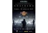 2 x invitatie dubla la concertul Anathema in Hard Rock Cafe din Bucuresti