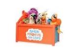1 x 500 vouchere in valoare totala de 10.000 Ron pentru achizitionarea de jucarii si alte articole pentru copii