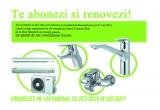3 x set de baterii Ideal Standard, 1 x aparat de aer conditionat Acson, 4 x voucher pentru cumparaturi pe www.romstal.ro in valoare de 450 lei
