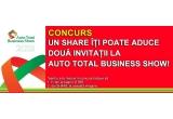 1 x doua invitatii la AUTO TOTAL BUSINESS SHOW 2013