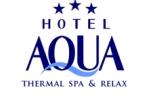 1 x weekend la AQUA Hotel Thermal Spa& Relax