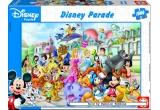 1 x puzzle de 1000 de piese Disney Parade