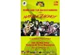 2 x invitatie dubla la concertul Robin and the Backstabbers la Teatrul de Vara Herastrau