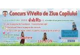 3 x voucher in valoare de 100 RON pentru cumparaturi pe www.vivero.ro