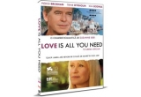 "1 x DVD cu filmul ""Love is all you need"""