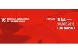 6 x invitatie dubla la concertele din cadrul TIFF 2013 de la Cluj-Napoca