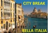1 x city break de 3 nopti in Italia pentru 2 persoane