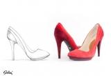 2 x voucher-cadou pentru achizitionarea a 2 perechi de pantofi Guban si sansa ca modelul tau sa fie produs pentru ca toata lumea sa-l cumpere, 2 x voucher-cadou pentru o pereche de pantofi marca Guban