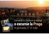 1 x city break de 5 zile pentru 2 persoane la PRAGA