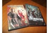 """1 x dvd-uri cu filmele """"Razbunatorii"""" si """"Clanul Lupilor"""" + phone case pentru iPhone 4, 1 x dvd-uri cu filmele """"Nu da inapoi"""" si """"O lectie de viata"""", 1 x dvd-uri cu filme din Colectia Hitchcock"""