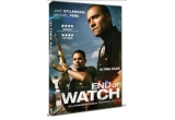 "1 x DVD cu filmul ""End of watch"""