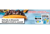 1 x voucher pentru o vacanta a 4 persoane la Port Aventura-Spania, 300 x geamanatan de calatorie