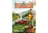 10 x masina Dacia Logan 2, 100.000 x bax de bere Ciucas la PET de 2,5l