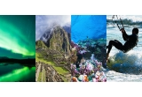 53 x mini-tableta Apple iPad, 4 x excursii in una dintre urmatoarele destinatii turistice: Hotelul de Gheata (Norvegia)/ Machu Picchu (Peru)/ Insula Boracay sau Mara Bariera de Corali (Australia) + 1.500 euro bani de buzunar