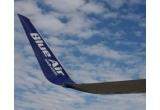 1 x bilet de avion dus-intors catre orice destinatie operata de Blue Air