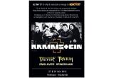 1 x 2 bilete in Golden Ring la concertul Rammstein din Bucuresti