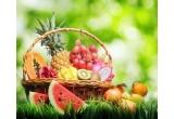 1 x cos cu fructe bio pentru tine si familia ta