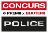 6 x bijuterie Police