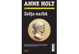 """1 x romanul """"Zeita oarba"""" de Anne Holt"""