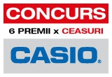 6 x ceas Casio