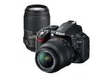 1 x DSLR Nikon D3100 Kit 18-55 VR