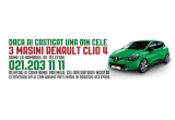 3 x masina Renault Clio 4, 1.000 x smartphone Samsung Chat 322, 3.000 x alimentare carburant Rompetrol in valoare de 100 ron, 7.500 x 5 Euro credit GSM, 100.000 x bere Golden Brau 2L, sute de mii de coduri constand in mixuri audio