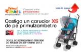 1 x carucior tip umbrela X-lander XS, 4 x deviator de centura de siguranta auto pentru gravide marca First Smile