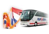 3 x city break la Praga pentru 2 persoane, 6 x bilet de autocar catre una dintre  destinațiile operate direct de Eurolines Romania