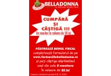 144 x voucher Belladonna in valoare de 50 lei