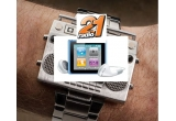 4 x ceas de mana, 1 x player portabil – Ipod Nano