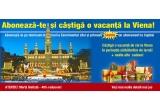 1 x vacanta de vis la Viena in perioada sarbatorilor de iarna, 50 x premiu surpriza