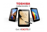 4 x tableta Toshiba Excite Pure