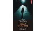 """1 x cartea """"Maigret si hotul lenes"""""""